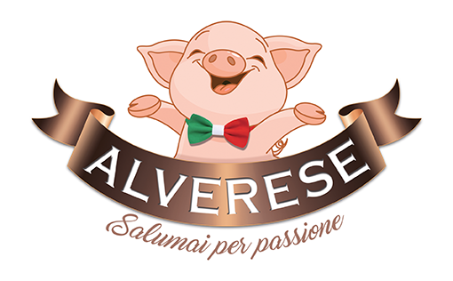 Alverese Salumi Logo